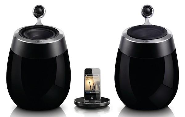 Аудио-система Philips с поддержкой AirPlay