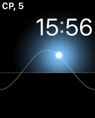 Екран блокування Apple Watch