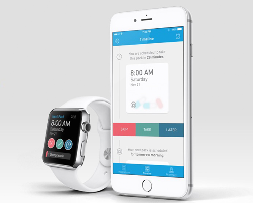 Умные медицинские напоминания для iPhone и Apple Watch