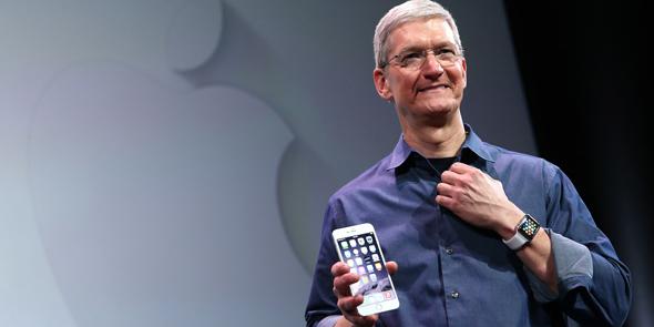 Новый iPhone будет представлен 9 сентября