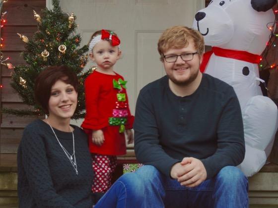 Сімейне фото Зака у 2014 році