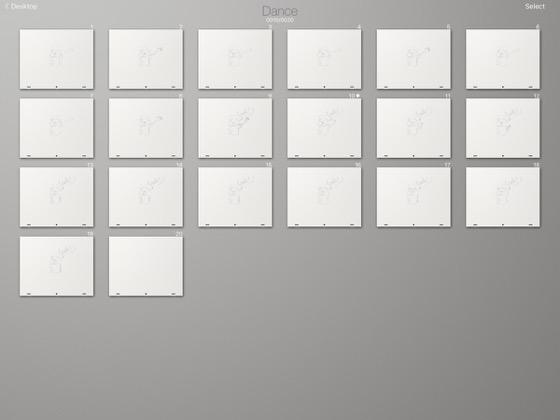 Animation Desk Cloud: створюйте танці