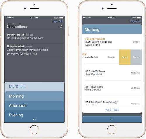 Hospital Tech для iPhone