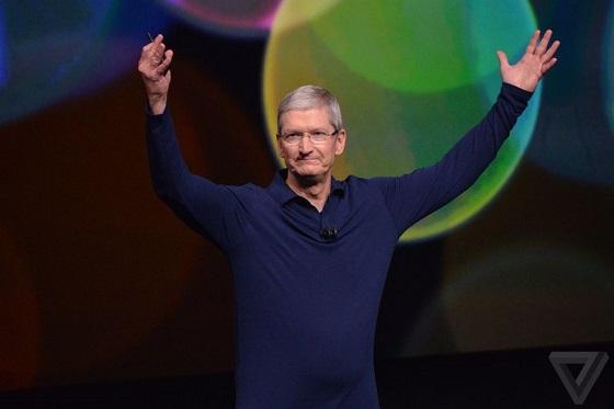 Результати святкового кварталу виявились рекордними для Apple