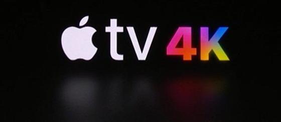 Слайд із презентації Apple TV із 4K