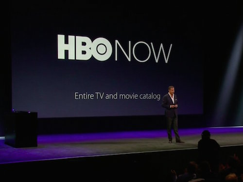 HBO Now и Apple TV