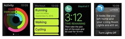 Фитнес приложения для Apple Watch