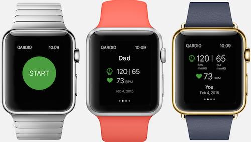 Контроль здоровья с помощью Apple Watch