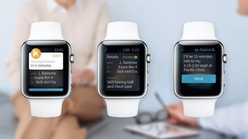Apple Watch могут моментально информировать о результатах анализов