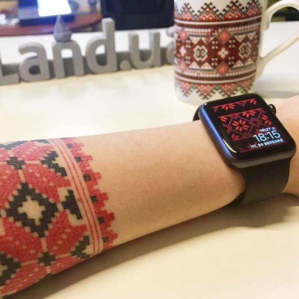 Apple Watch не лише прикраса, а корисний інструмент