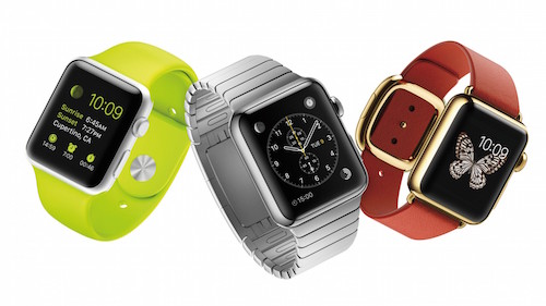 Модели Apple Watch