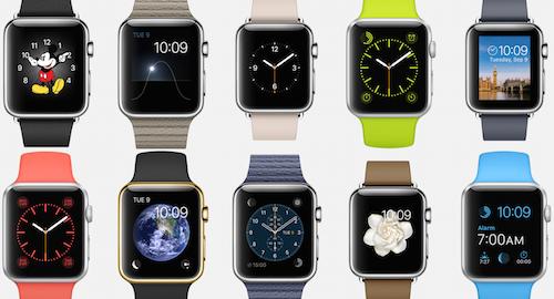 Apple Watch и разные ремешки