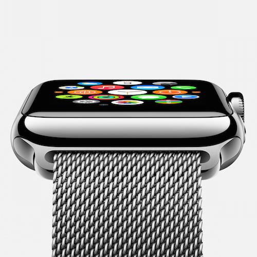 Корпус Apple Watch