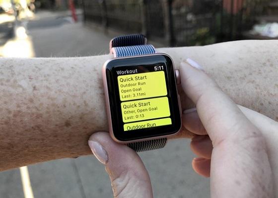 Apple Watch Series 2 з watchOS 3 - девайс для спорту та здоров'я