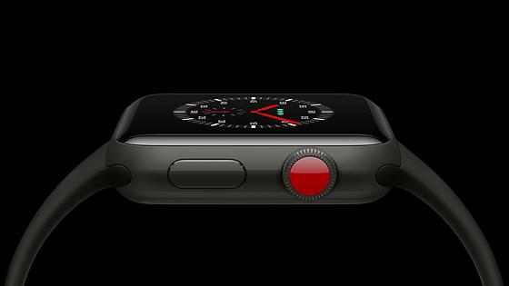 Чорні керамічні Apple Watch Edition