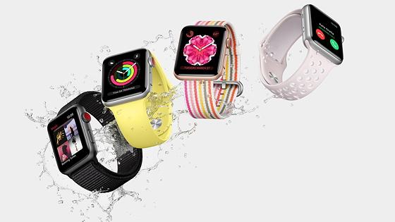 Оновлені весняні ремінці Apple Watch