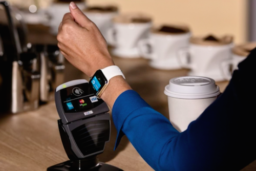 Apple Pay и Apple Watch