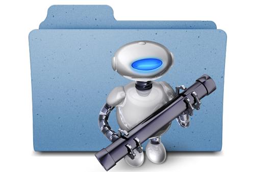 Automator скрипты на каждый день: настольный отправитель почты