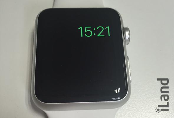 В режиме экономии Apple Watch выполняют только 1 функцию: демонстрацию времени