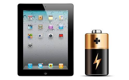 ipad battery