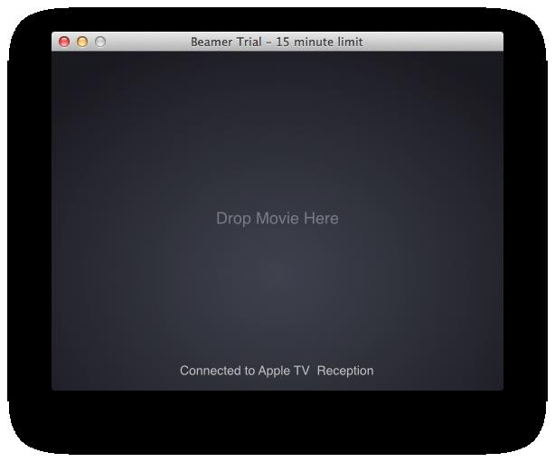 Приложение Beamer для Mac