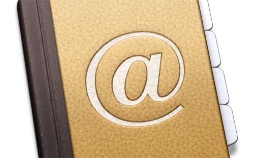 Как экспортировать контакты из Gmail в Mac OS или iOS