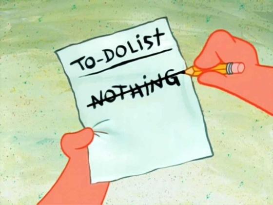 Плани на наступні декілька днів