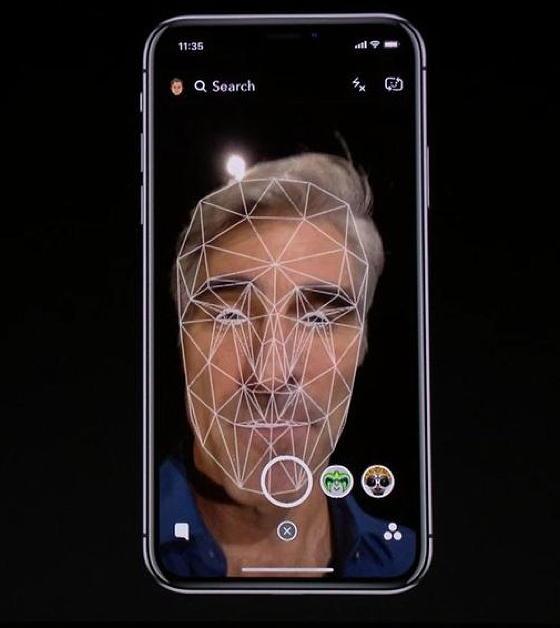 Принцип роботи Face ID