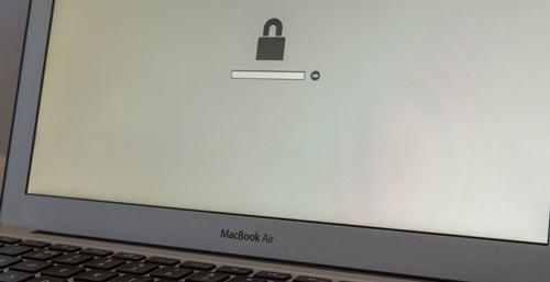 Активация пароля прошивки и «FileVault»
