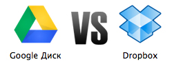 Google Drive VS Dropbox