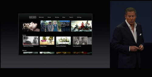Сервис HBO Now на Apple TV