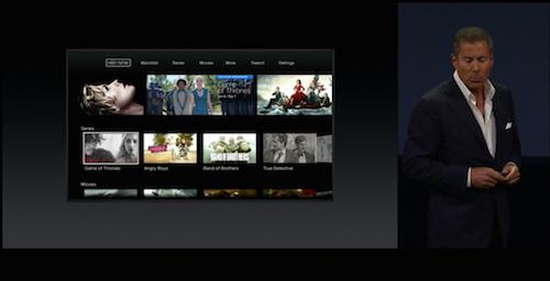 Сервис HBO Now на Apple TV