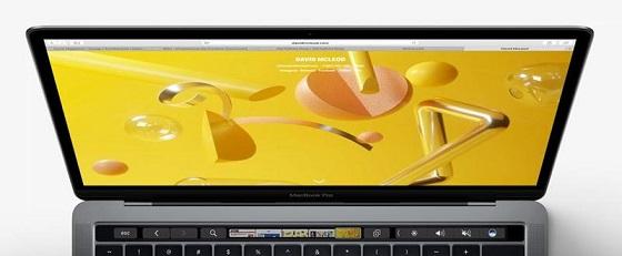 Як використовувати Touch Bar у Safari