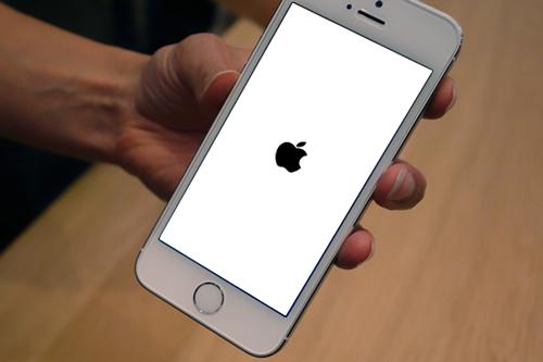 Перезагрузка iPhone 5s