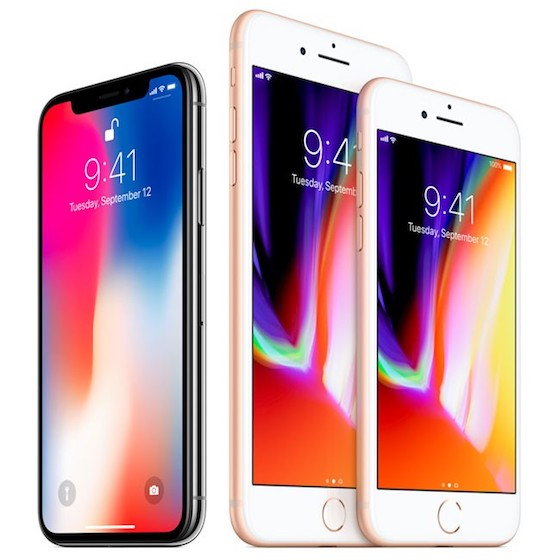iPhone X чи iPhone 8 Plus — який обрати?