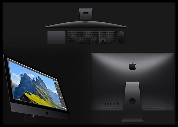 iMac Pro в iLand — найкраще, що з вами може трапитись у 2018