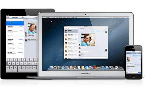 Настройка iMessage на Mac