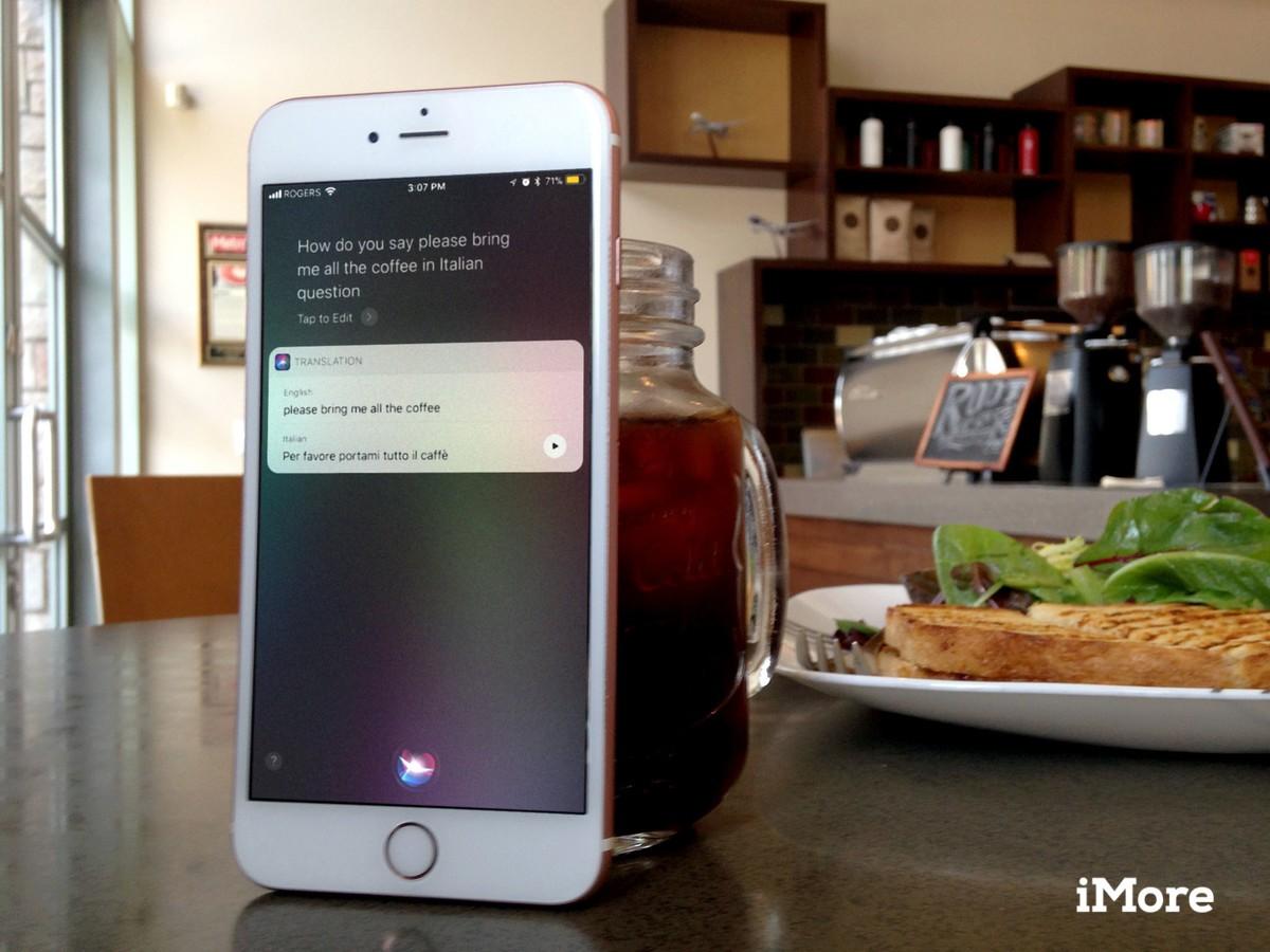 Siri розмовляє новим голосом