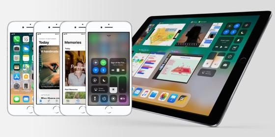 iOS 11 доступна для завантаження