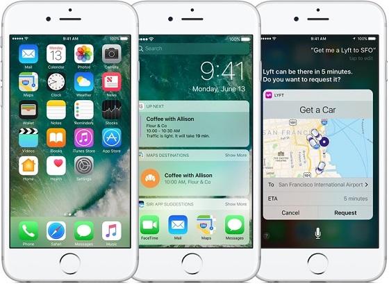 iOS 10 наповнена новими можливостями