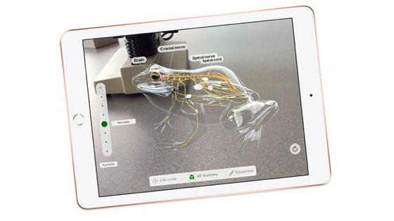 Досвід доповненої реальності (AR) на новому iPad (2018) відкриває нові горизлнти