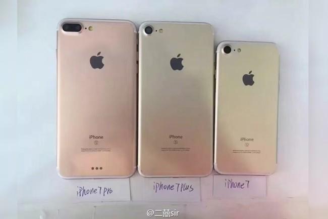 Можливий дизайн лінійки iPhone 7