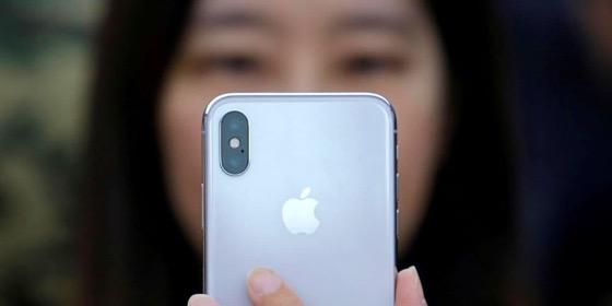 iPhone X у Китаї має неабияку популярність