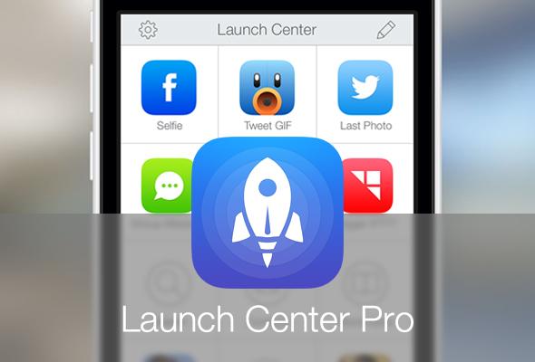 Launch Center Pro — экономит время и повышает продуктивность