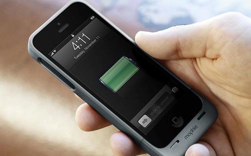 Сколько энергии потребляет мобильный телефон