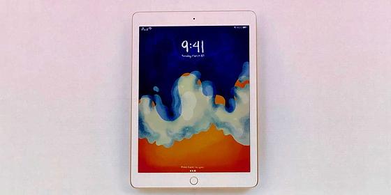 Оновлений iPad 2018 року