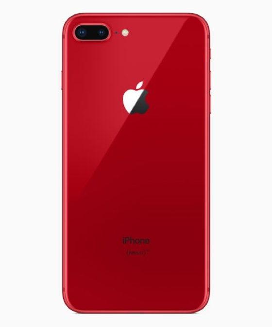 Червона задня панель (PRODUCT) RED iPhone 8 Plus
