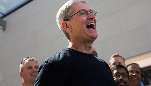 Компания Apple подвела итоги за второй финансовый квартал
