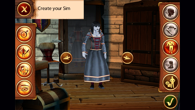 The Sims Medieval ios