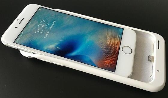 Smart Battery Case для iPhone